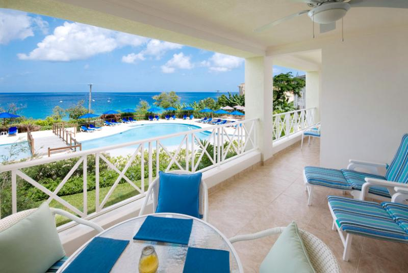 Barbados Villa 139 The Elevated Position Affords Views From The Apartment Of The Turquoise Waters Of The Bay. - Image 1 - Durants - rentals