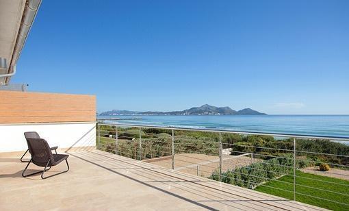 Waterfron Luxury House 8 pax - Image 1 - Playa de Muro - rentals
