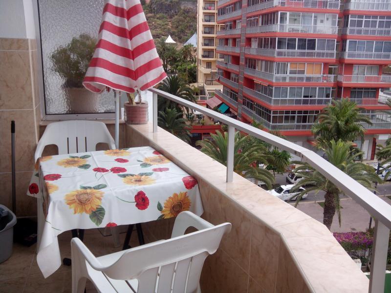 balkon - apartment in the center puerto de la cruz tenerife - Puerto de la Cruz - rentals