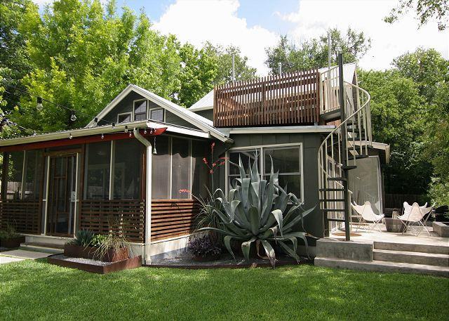 Zilker Zen - 3BR/2BA - Gorgeous, Secluded, Luxurious - Image 1 - Austin - rentals