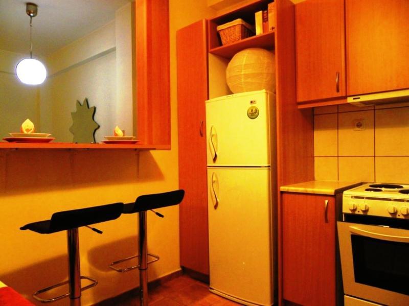 KITCHEN - Renovated Ap. Center Piraeus - Piraeus - rentals