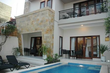LEGIAN - 3 Bedroom Villa - HEART OF LEGIAN - Dewi - Image 1 - Legian - rentals