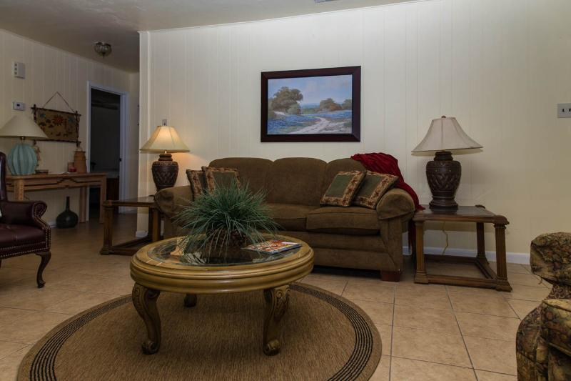 Living Room - Indian Bluff Rural With Spectacular Views From 10' River Bluff - Georgetown - rentals