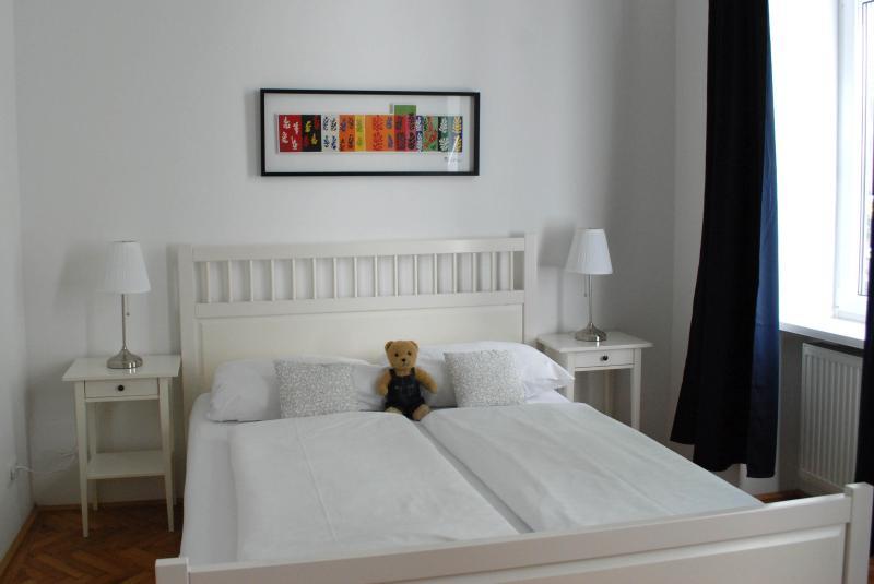 Bedroom - Spacious 70m² Deluxe Apartment - Vienna - rentals