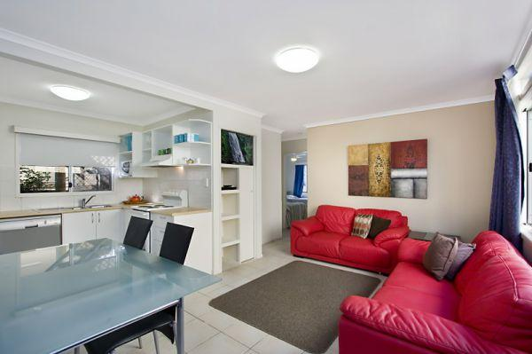 Pacific View unit 2 - Image 1 - Rainbow Beach - rentals
