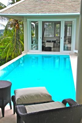 Private & Peaceful Luxury Villa - Amazing Seaviews - Image 1 - Koh Samui - rentals