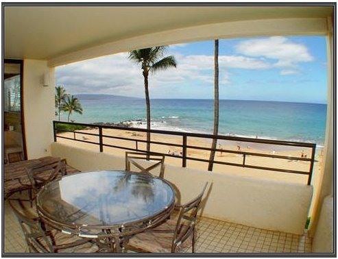 Beach front private lanais - Beach Front - Maui - Polo Beach Club, Wailea - Wailea-Makena - rentals
