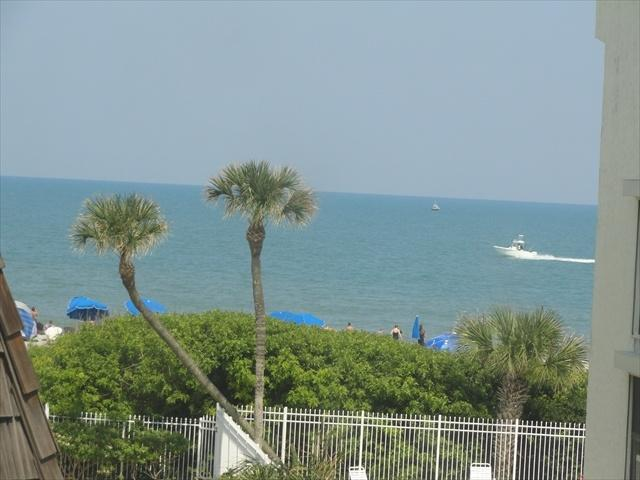 COCOA BEACH .. OUTSIDE MY WINDOW - ** Beachfront Townhouse Next To Cocoa Beach Pier - Cocoa Beach - rentals