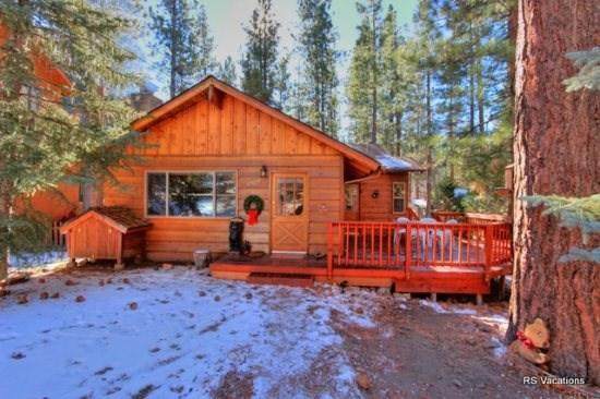 Book Moondrift Today - Moondrift - A Perfect Big Bear Getaway w/ Spa - City of Big Bear Lake - rentals
