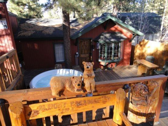 Almost Paradise - Almost Paradise: The PERFECT Romantic Getaway! - City of Big Bear Lake - rentals