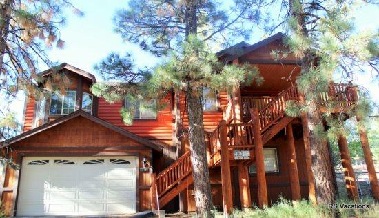 Beautiful Aspen Glen - Aspen Glen: Near Village with Spa and Air Hockey - City of Big Bear Lake - rentals