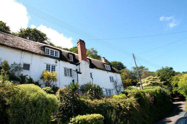 The Crows Nest, Porlock Weir - Sleeps 6 - Exmoor National Park - Sea Views - Image 1 - Porlock Weir - rentals