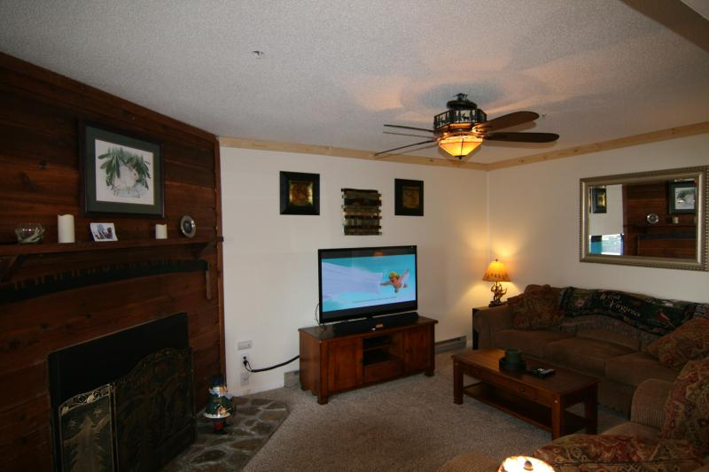 DVD player and Bluetooth sound bar - Best Rates on the Mountain! New Remodeled Condo - Snowshoe - rentals