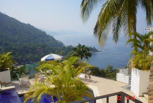 View from living room - One of the most beautiful views of Puerto Vallarta - Boca de Tomatlan - rentals