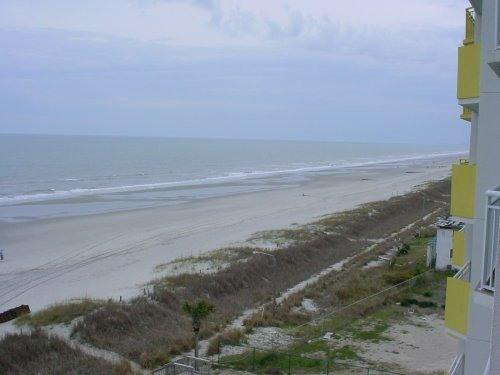 Direct Ocean (right view) - Best Deal @ Baywatch Deluxe Resort - North Myrtle Beach - rentals