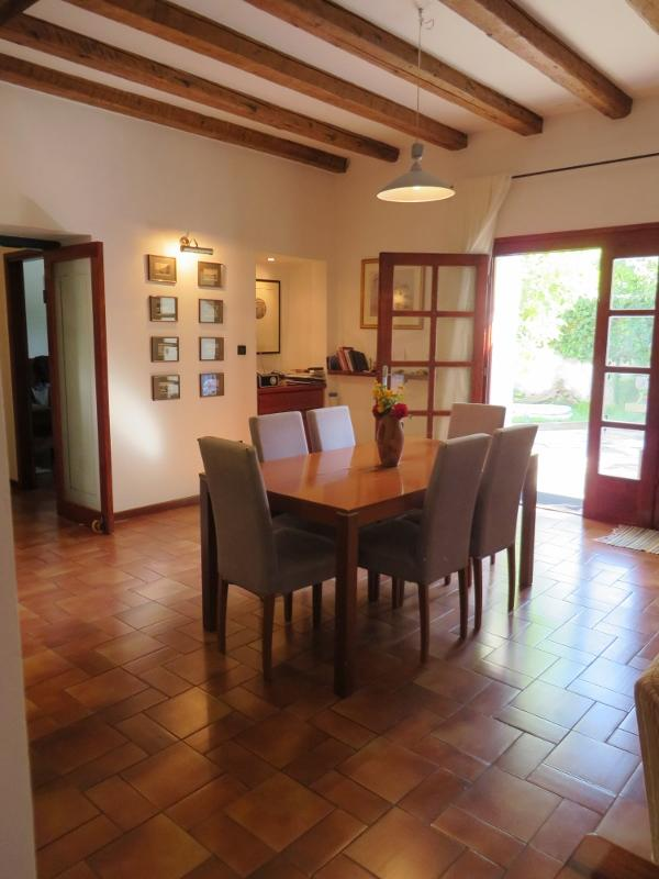 Kitchen, dining table - Zadar, Whole House for rent 100m from the sea - Zadar - rentals