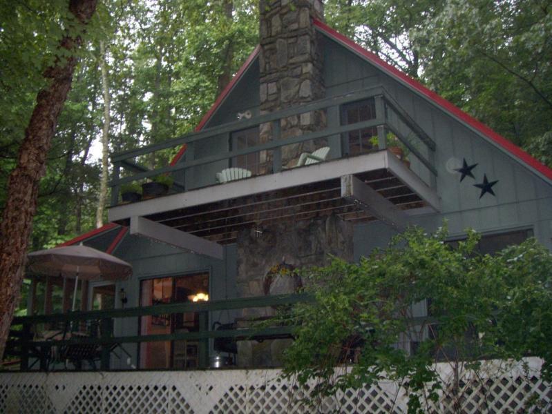 Double Decks - Maggie Valley Vacation Rental - Maggie Valley - rentals