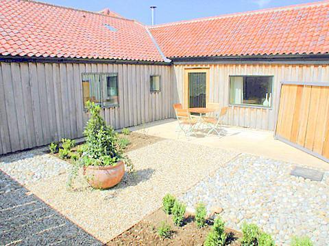 Lambs Barn - Image 1 - Norfolk - rentals