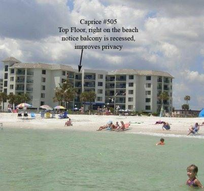 This could be your beach getaway! - St. Pete Beach Gulf/Beach Front Fabulous Views - Saint Pete Beach - rentals