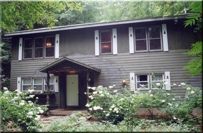 Lake George House - A Dream of a Woodland House.  June weekends open. - Diamond Point - rentals