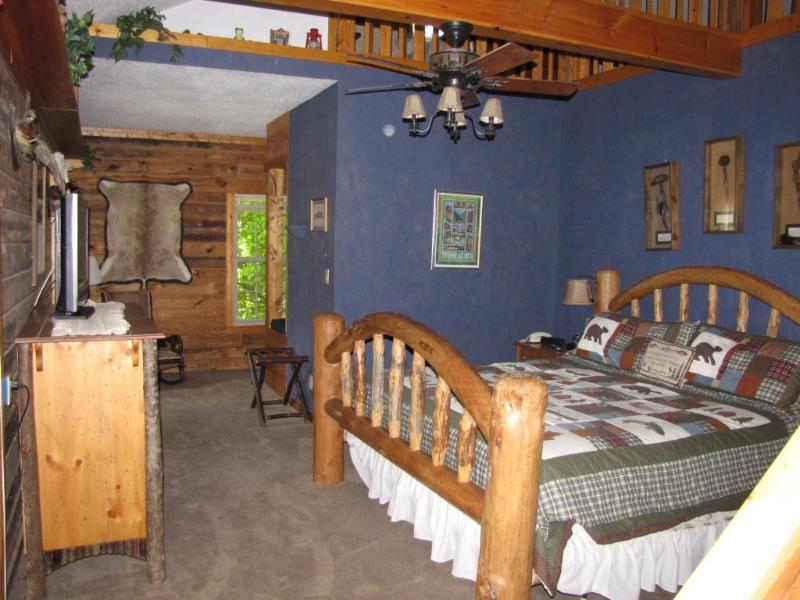 Master Suite - Riverfront Cabin 10 min to dwntwn Chattanooga - Chattanooga - rentals
