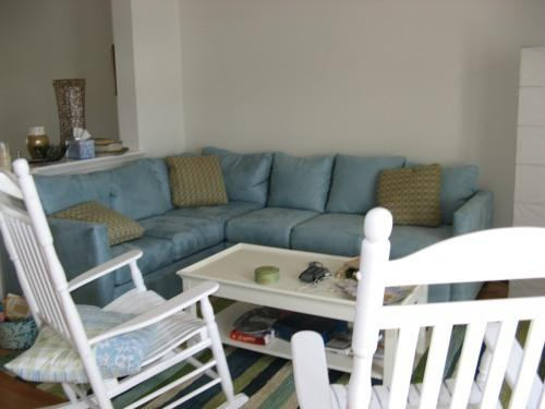 Family room by kitchen - Lux TH E of Rte 1, The Grande at Canal Pointe - Rehoboth Beach - rentals