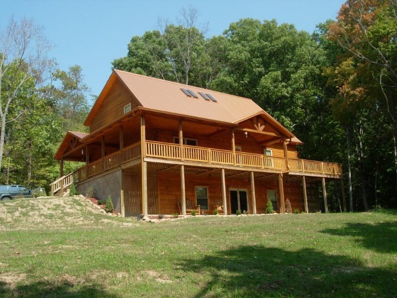 Rustic Elegance Lodge - Image 1 - Nashville - rentals