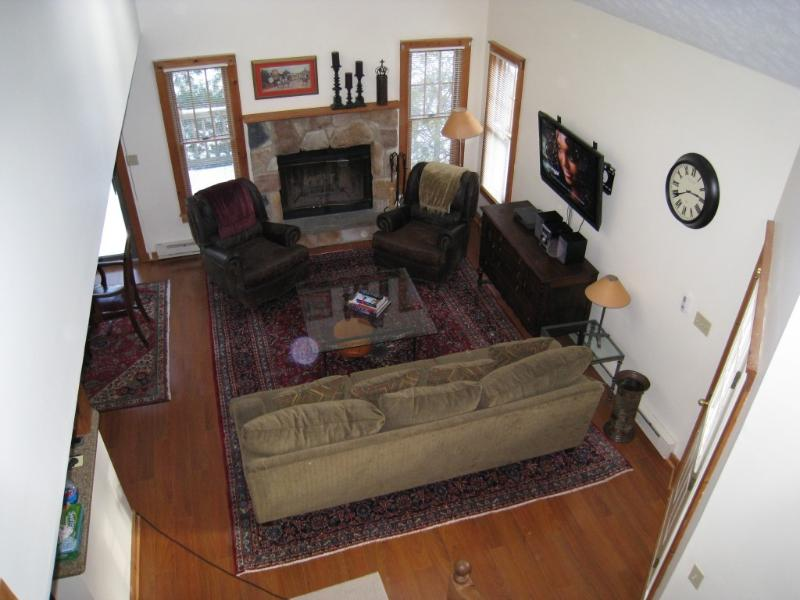 Living Room - Fantastic Camelback Mountain Townhome - Tannersville - rentals