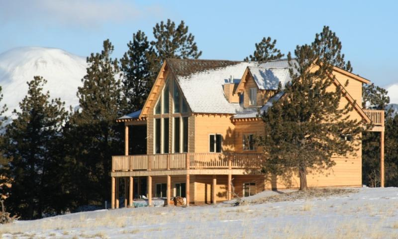 Colorado cabin opening April 2010 - New Mountain Getaway Bordering National Forest - Hartsel - rentals
