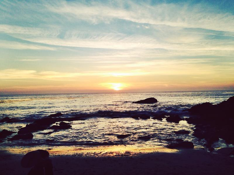 A perfect sunset every time... - Steps from Sand in Woods Cove Area of Laguna Beach - Laguna Beach - rentals