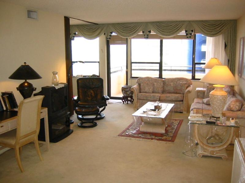 Living Room - Most lux apt in Alexander hotel ON BEACH! 5 star! - Miami Beach - rentals