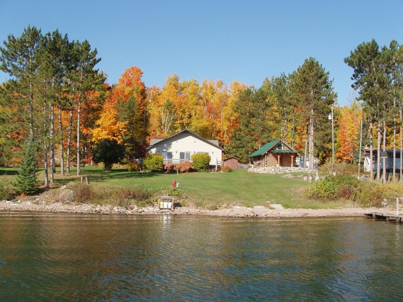 Snug Harbor Retreat - Lake Superior on Huron Bay Snug Harbor Retreat, MI - Skanee - rentals