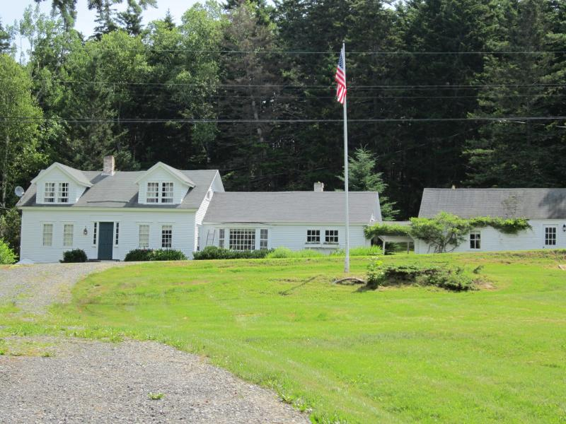 House - Waterfront Home in Boothbay Harbor - Boothbay Harbor - rentals