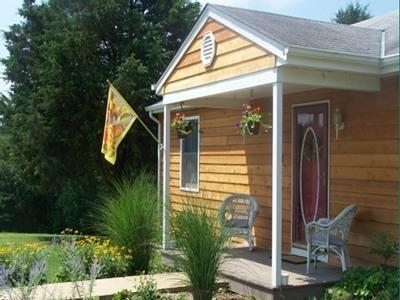 Shenandoah-Valley-Vacation-Cabin Cedar Breeze - Image 1 - Luray - rentals