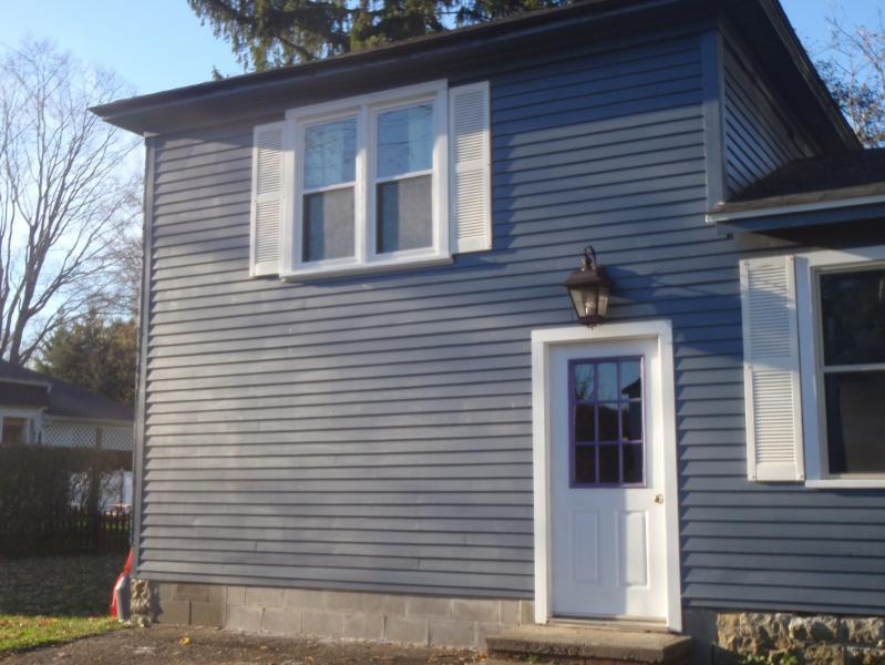 """Exterior Entrance - Downtown Ellicottville """"Independence"""" studio - Ellicottville - rentals"""