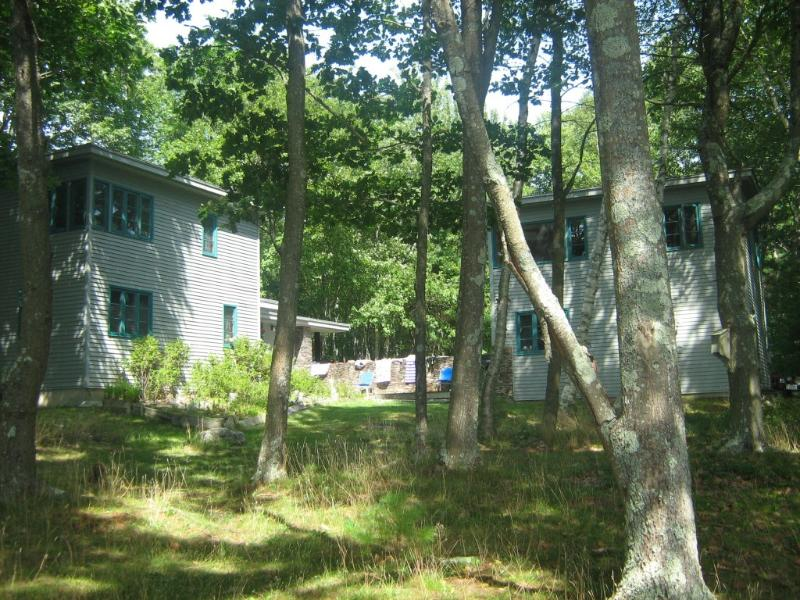 Main and Guest House from Water - Georgetown (Back River) Vacation Home - Georgetown - rentals