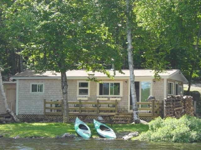 Camp Cochran - Lake Shore Cottage - New Limerick - rentals