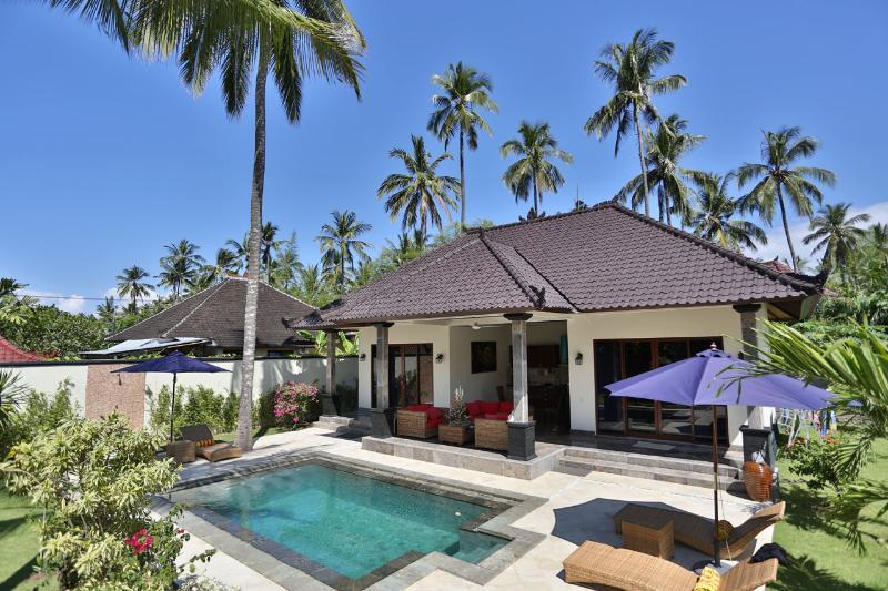 """Two-Bedroom Villa with Private Pool - Villa Barong """"Small Barong"""" - Candidasa - rentals"""