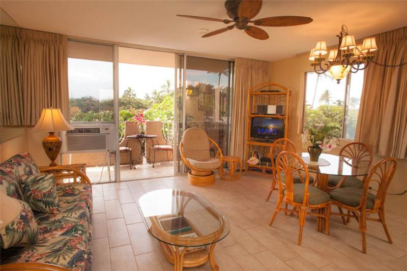Picturesque Condo with 1 Bedroom/2 Bathroom in Kihei (Nani Kai Hale # 301) - Image 1 - Kihei - rentals