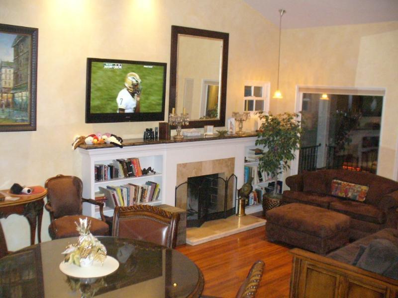 Living room of Main house - North Laguna Vacation Rental - Laguna Beach - rentals