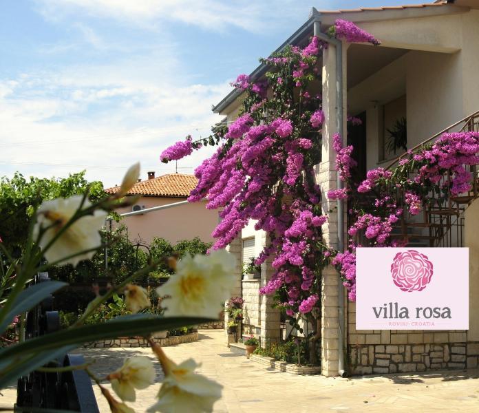 Villa Rosa Rovinj - Villa Rosa Rooms for 5 - Rovinj - rentals