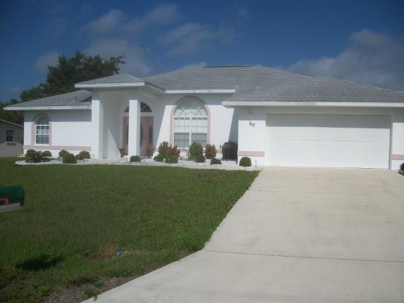 Vacation Home in Port Charlotte - Vacation Rental with heated pool - Port Charlotte - rentals