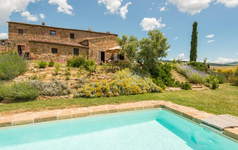 Villa Calanchi - Image 1 - Pienza - rentals
