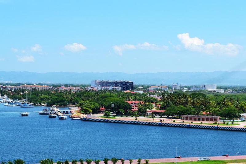view fem the condo - Deck 12 805 - Puerto Vallarta - rentals