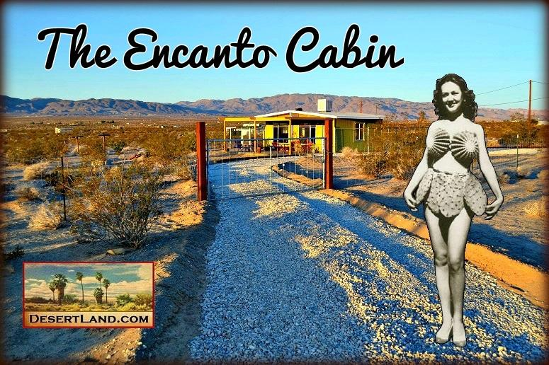 The Enchanting Encanto Cabin - Image 1 - Twentynine Palms - rentals