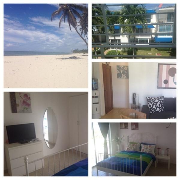 Beachfront villa - Image 1 - Juan Dolio - rentals
