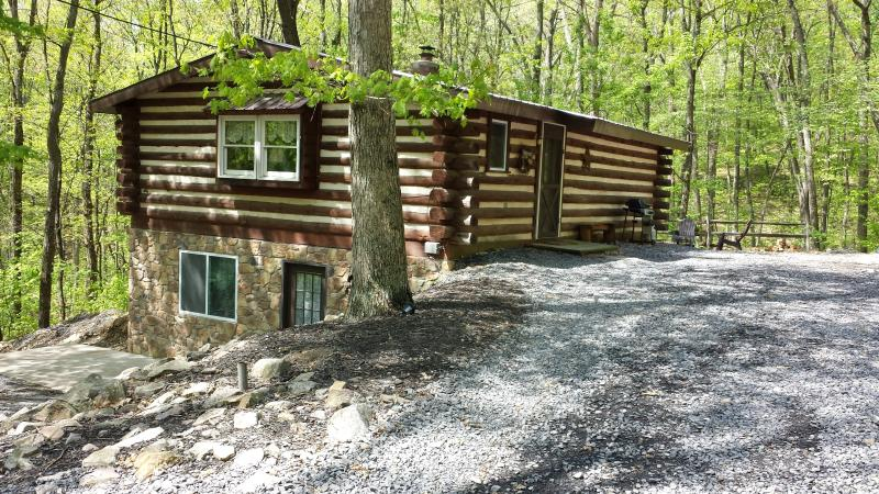Raystown Lake Log Cabin ( Brown Roof Cabin) - Raystown Lake Country Log Cabin (Brown Roof Cabin) - Huntingdon - rentals