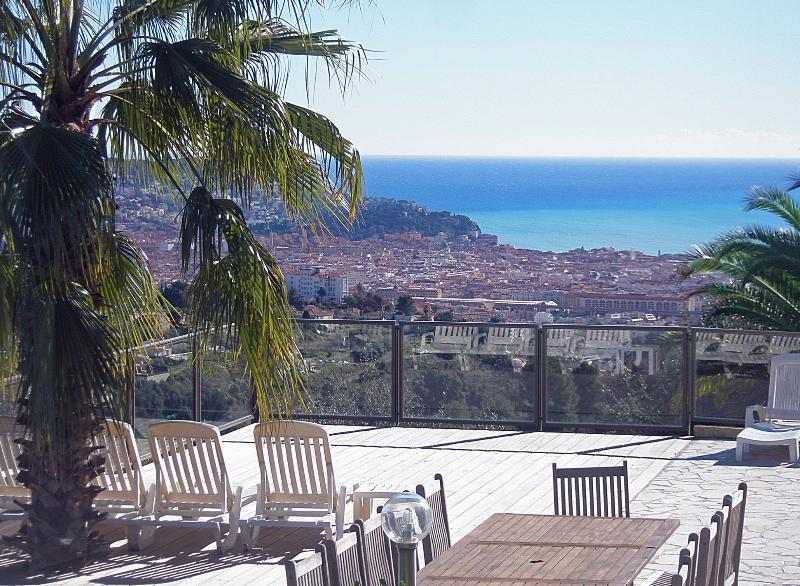 "Panoramavilla ""Roof of Nice""- near Nice Centre ! - Image 1 - Nice - rentals"