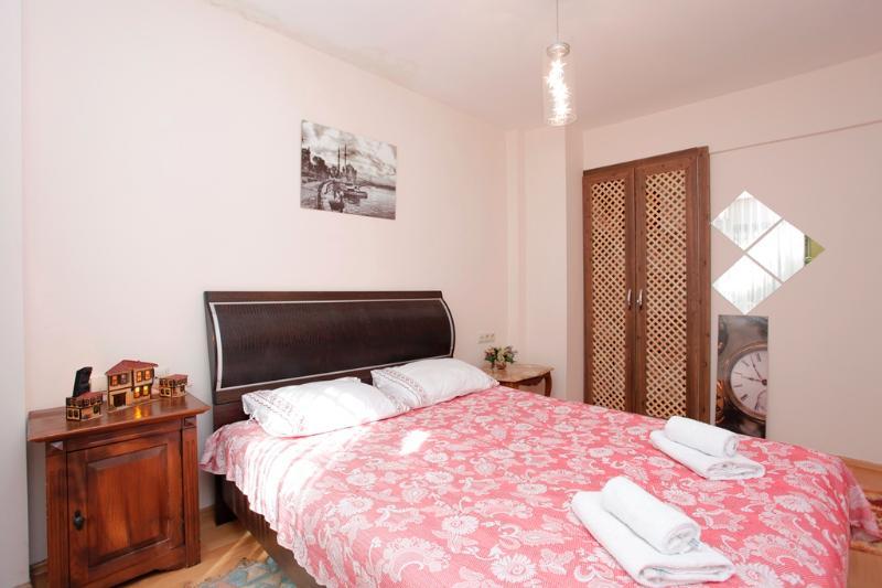 Double Room - Whole flat in Taksim Cihangir 3+1 - Istanbul - rentals