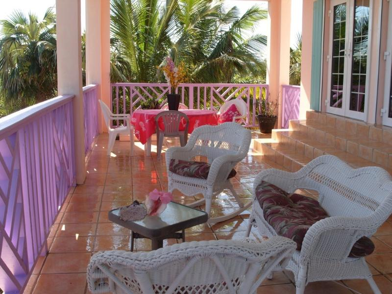 Veranda over Ocean - Beautiful House in Fabulous Double Bay - Palmetto Point - rentals